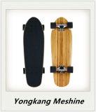 """27 """" 대나무 단풍나무 목제 갑판 스케이트보드 Longboard"""