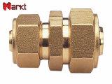 Comercio al por mayor CW617n los racores de compresión de latón para PE (X) -Al-PE (X) la cañería