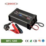 Chargeur de batterie automatique du Portable 8-Stage du modèle 12V 5A d'OEM