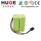 1.2V AAA NiMH 800mAh nachladbare Batterie