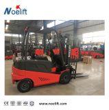 Las cuatro ruedas de lado a lado Empilhadeira 2,5 t Mini Carretilla elevadora eléctrica