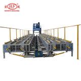EPS Sandwich Panel Ligero de la pared vertical de la línea de producción automática