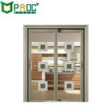 Как2047 алюминий стекло боковой сдвижной двери с хорошим качеством