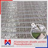 厚さ1.2mmのアルミニウムカーテンの気候の陰のネットの製造業者