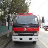Dongfeng 4X2 Wasser-Becken-Feuerbekämpfung-LKW
