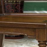 Venda a quente confortável cadeira de madeira macia (como 851)