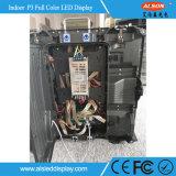 P3 Indoor Die-Casting Affichage LED de location avec armoire en alliage de magnésium