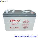 Batteries solaires d'acide de plomb bon marché des prix 12V 100ah de Cspower