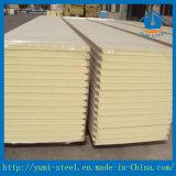 Panneau de toit de sandwich à unité centrale de grande envergure pour l'application de pièce propre