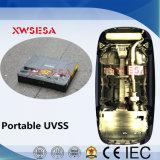 (手段の監視サーベイランス制度(携帯用UVSS)の下の一時機密保護の)無線電信