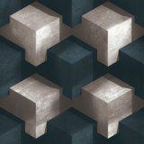 Entwurfs-wasserdichte Tapete moderner Entwurf Belüftung-3D