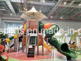 Heißer Verkaufs-Fabrik-Preis-im Freienpark verwendetes Karosserien-Gebäude-Gerät