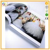 Impression chaude de livre de couverture molle de ventes (OEM-GL013)
