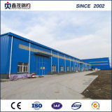 Pre Gebouwd van de hoogste Kwaliteit de Bouw van de Fabriek van de Structuur van het Staal met de Certificatie van ISO