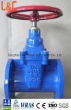 Het veerkrachtige Gezette Van een flens voorzien Eind BS5163 DIN F4/F5 van de Klep van de Poort Nrs