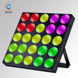 Rasha Venta caliente 5*5 LED DOT Matrix Light 25LEDs RGBW 4en1 Matriz LED pantalla LED de la etapa de la Luz
