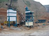 Planta de procesamiento por lotes por lotes 90m3/H del concreto preparado