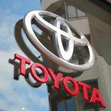 Настраиваемый логотип устройства светодиодный индикатор освещения знаки автомобилей и их имена