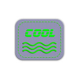 고품질 의류 실리콘 플라스틱 상표, PVC 레이블