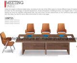 メラミンChipboardの事務机の会合表10人の会議の机
