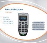Audiovideoführung/audio-visuelles Sloution