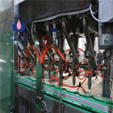 Motor automática Máquina de Llenado de aceite esencial de la máquina de llenado del vaso de aceite de coco