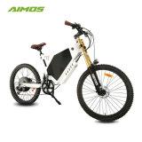 Smart Fat Ebike de montagne de pneus avec ailes
