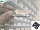 Het hoge Stootkussen van het Blad van het Silicone van de Vuller van het Hiaat van het Geleidingsvermogen Thermische Rubber voor Mainboard