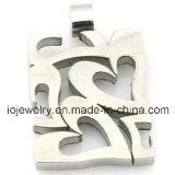 Fundição da fábrica de jóias OEM eu amo você pendente manual