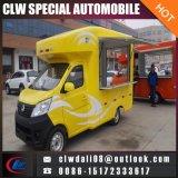 Straßen-Nahrungsmittelverkauf-LKW, kundenspezifischer mobiler Nahrungsmittel-LKW für Verkauf