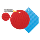 Home of silicones Square Heat Resistant Bowl Plate Mat Table Protection PAD