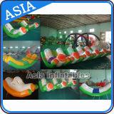 Trampoline flottant gonflable pour enfants et adultes, trampoline aquatique Fabricant