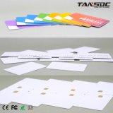 Tansoc NXP Ntag216f NFC Plastikkarte RFID Belüftung-Drucken-kontaktlose Karte
