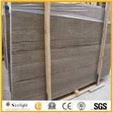 중국 Grey Wood 또는 Slabs, Flooring Tiles를 위한 Athen Grey Marble