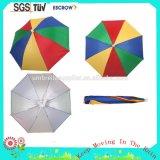Зонтик шлема детей 16inch руководства открытым напечатанный логосом