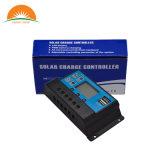 12V 24V 20A Contrôleur de charge solaire PWM automatique pour le système