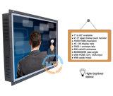 Geöffneter Spant 21.5 Zoll-Noten-Monitor mit USB-Kanal und RS232 wahlweise freigestellt (MW-211MET)