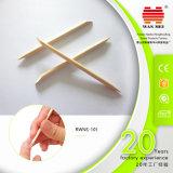 Ручка ногтя оптовых устранимых наборов искусствоа ногтя хорошего качества деревянная
