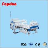 설명서에 의하여 운영하는 3 기능 수동 병상 참을성 있는 침대 (HF-838A)