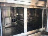 De Oven van de Nevel van het gas met Elektrische Proofer (wfc-102QFA)
