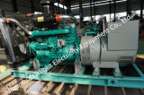 Générateur électrique refroidi à l'eau diesel de groupe électrogène de groupe électrogène de la lumière des étoiles 68kw/de Volvo