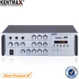 Amplificador profissional audio do projeto do amplificador de potência