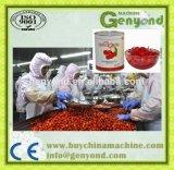Usine de confiture de cerisier complète de qualité supérieure