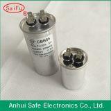 Конденсатор кондиционера воздуха конденсатора конденсатора Cbb65 мотора AC