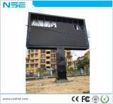 屋外P6 SMDフルカラーLEDスクリーンの掲示板の表示
