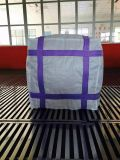 De blauwe JumboZakken van Lijnen FIBC voor het Poeder van het Oxyde van het Ijzer van de Verpakking