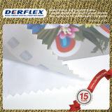 Materiale di stampa del tessuto della tela di canapa del poliestere di Digitahi del lattice o del Eco-Solvente