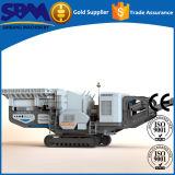 Precio de la trituradora móvil del equipo minero de placer, móvil de la trituradora de quijada