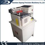 Correas de nylon caliente máquina de corte