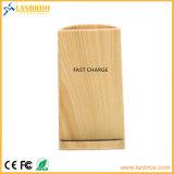 Высокая скорость беспроводной связи для настольных ПК зарядное устройство с Penholder 10W/7,5 для смартфонов
